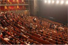 La grande salle de spectacles de l'Atrium de Fort-de-France - (image d'illustration).