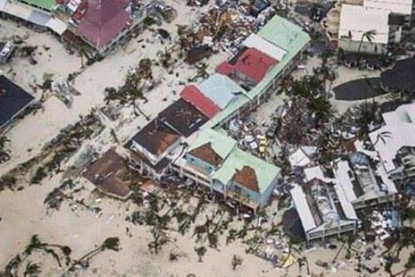 Barbuda Irma