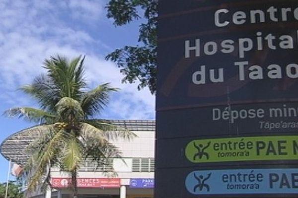 hôpital du Taaone