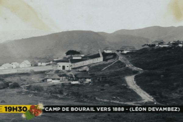 Bourail, ancien site de colonisation péntientiaire agricole