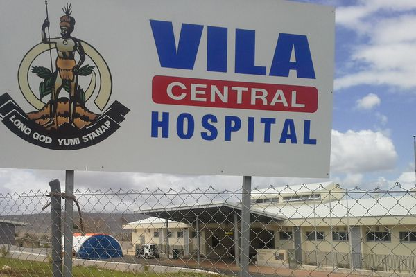 hopital port vila