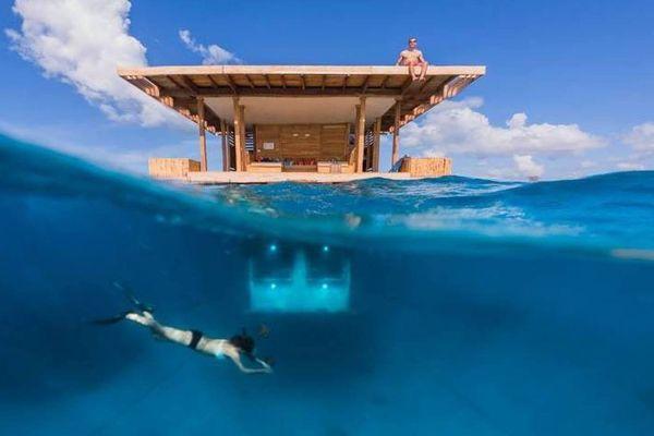 Pemba Manta resort zanzibar