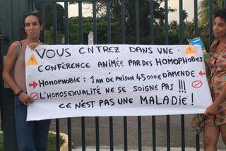 """L'association Refuge dénonce une conférence """"animée par des homophobes"""""""