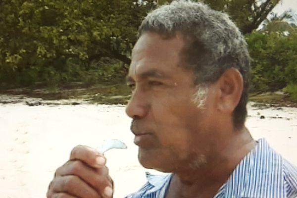 pêcheur kaloama