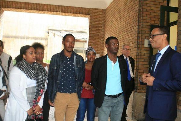 Participation de Mayotte au forum des étudiants des Outre-mer à Paris.