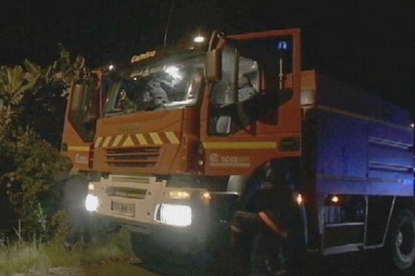 Un quinquagénaire meurt dans l'incendie de sa case à la Saline-Les-hauts