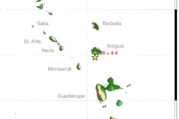 Tremblement de terre 17-04-2018