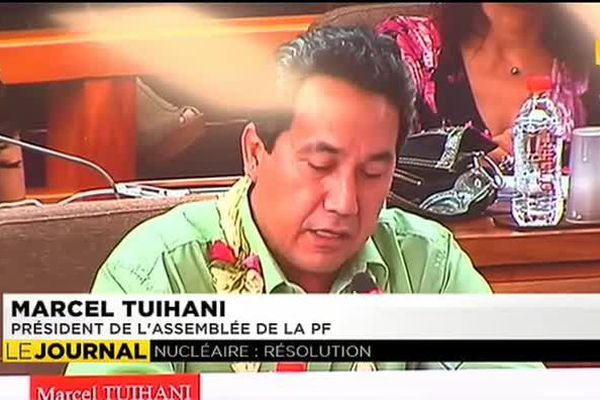 Nucléaire : la Polynésie réclame plus de 100 milliards CFP de réparations à l'Etat