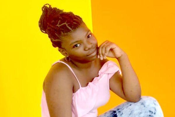 La jeune Skyla Johnes