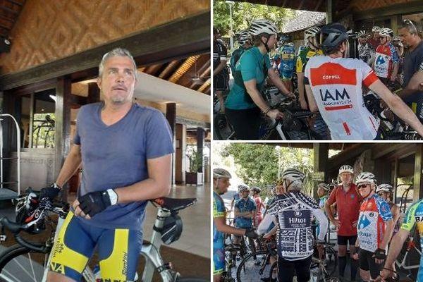 Ronde tahitienne 2019 - richard virenque