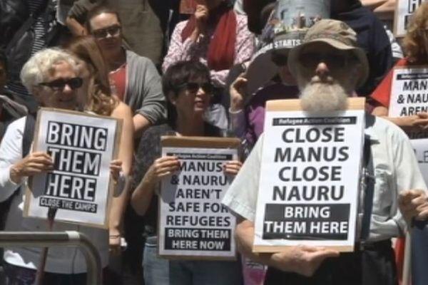 australie : fermeture camp manus