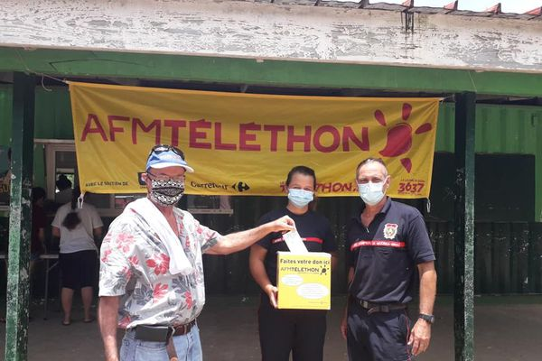 Association des Jeunes Sapeurs-pompiers de Moorea-Maiao
