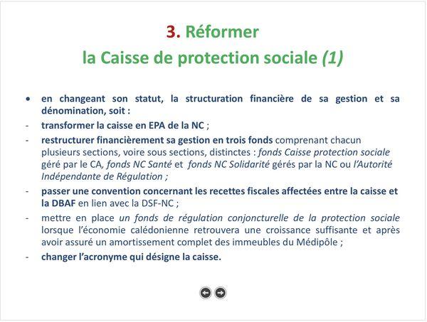 Rapport de l'IGAS? extrait sur la Cafat, 6 juin 2018