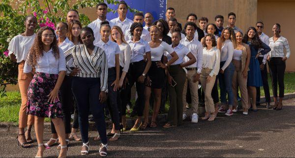 Etudiants de 1ère année promotion 2021