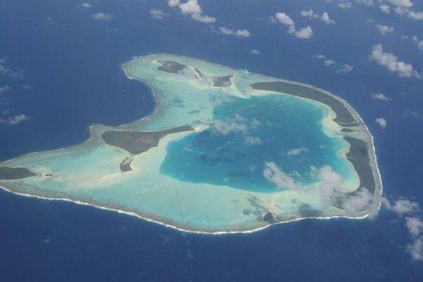 L'atoll de Tetiaroa