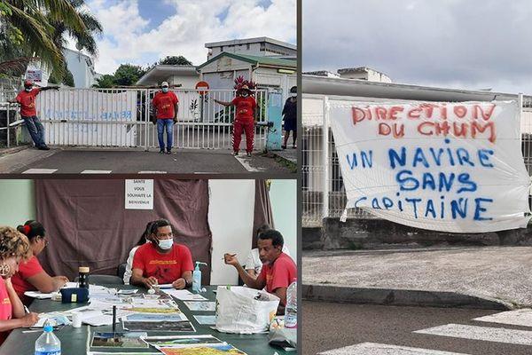 Grève Hopital Trinité