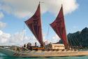 Polynésie : La1ere.fr part en expédition dans les îles australes à bord de la pirogue Fa'afaite