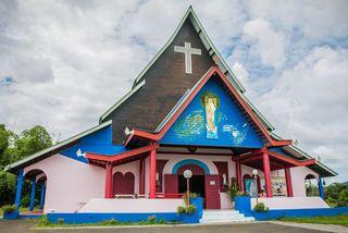 L'église de Cacao
