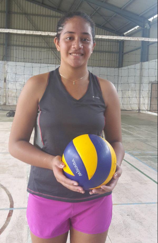 Loanna Puakavase rejoint le pôle espoir féminin de Bordeaux