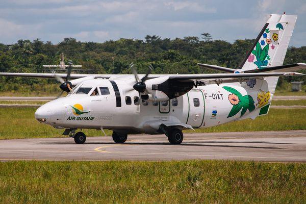 Un avion de Air Guyane