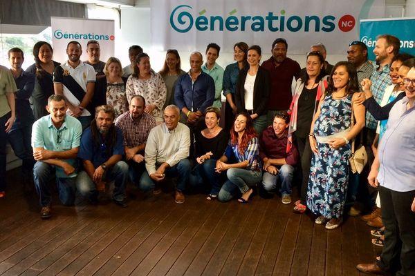Générations NC : lancement officiel du nouveau parti créé par Nicolas Metzdorf