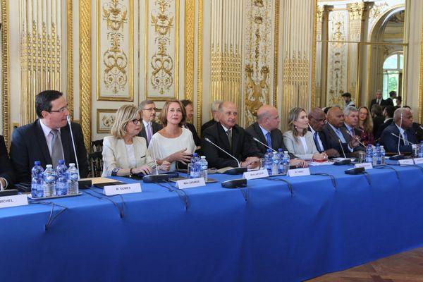 Comité des signataires - les non indépendantistes