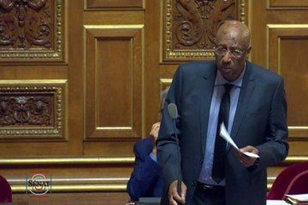 Le Sénateur Georges Patient