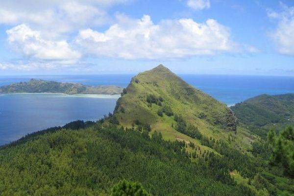 Trois randonneurs égarés retrouvés sains et saufs au mont Mokoto à Mangareva