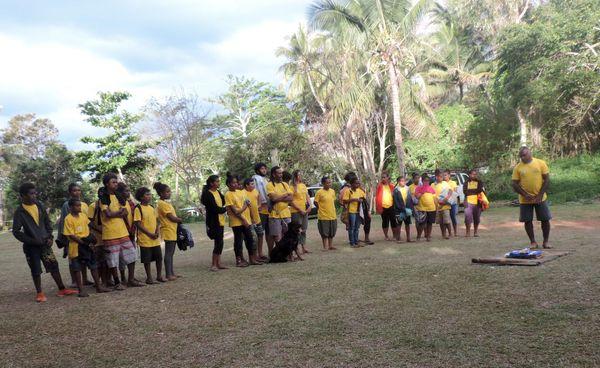 Challenge Michelet 2019, Pouebo