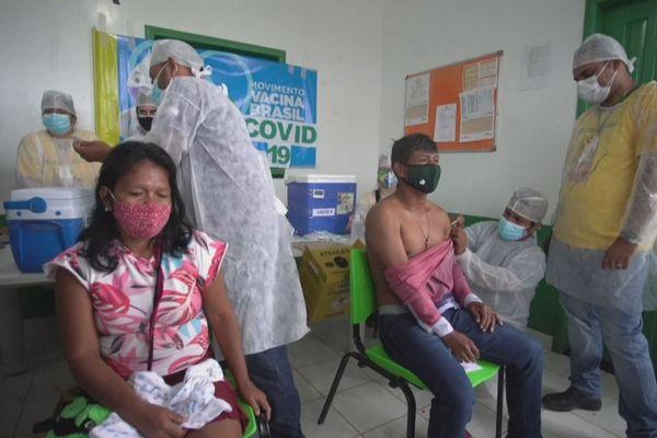Vaccination en Amazonie