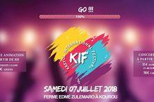 Affiche du Kréyol International Festival