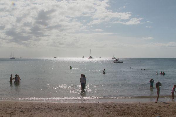 plage chaleur