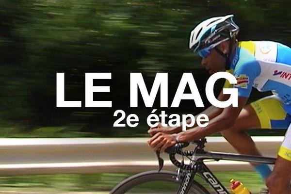 Mag Tour Cycliste (2étape)