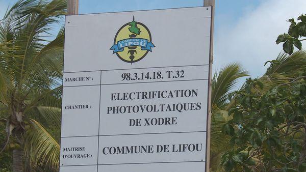 Lifou Xodrë photovoltaïque