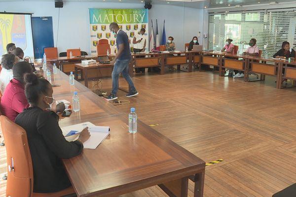 Un séminaire sur le surendettement initié par l'Association pour l'Emploi et l'Insertion en Guyane