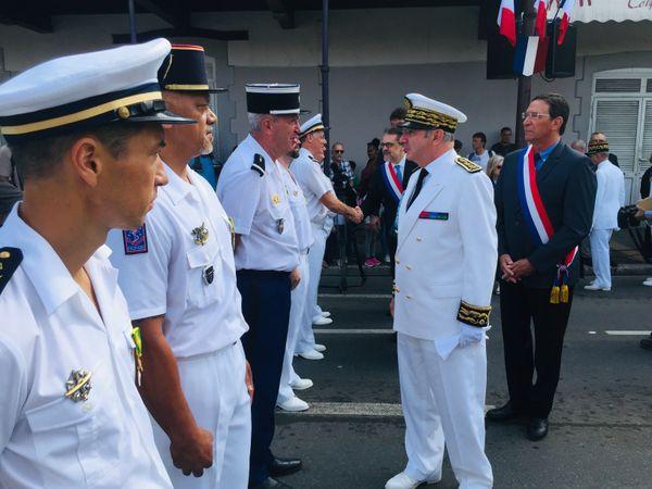 défilé 14 juillet Laurent Prévost