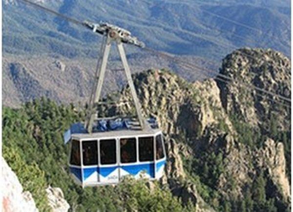 Téléphérique Nouveau Mexique