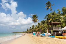 Les Salines, Martinique.
