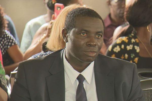 Paul Dolianki, le maire d'Apatou élu le 15 mars 2020
