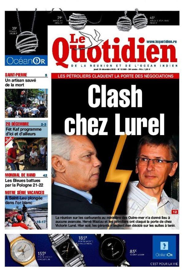 Le quotidien de la Réunion