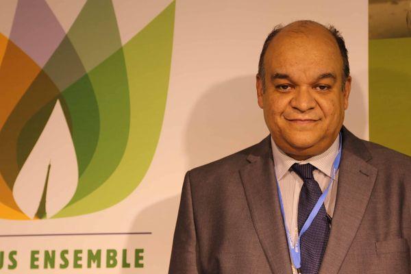 Jean-Yves Lacascade, conseiller à la Région Martinique