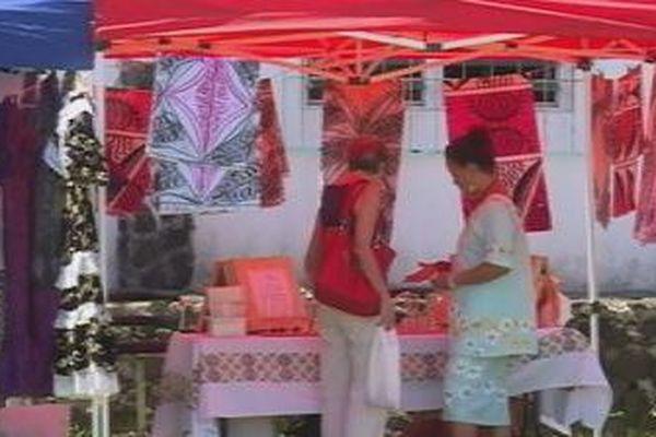 marché artisanat