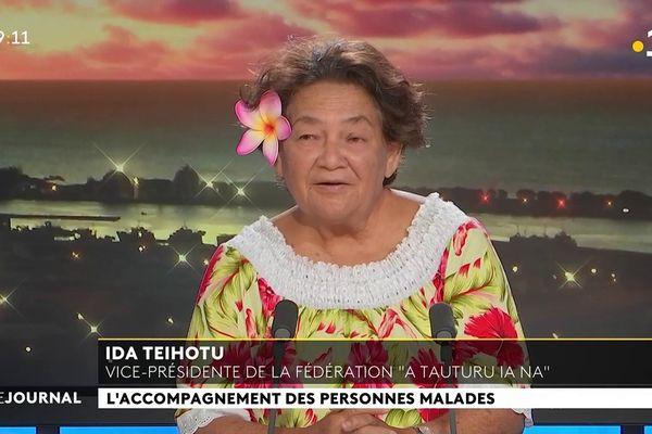"""Ligue contre le cancer : """"A tauturu ia na"""" au chevet des évasanés"""