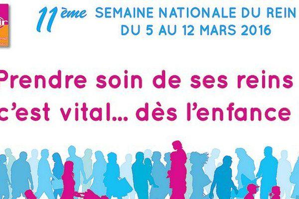 11ème semaine nationale du Rein en Guadeloupe.