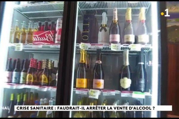 Vers de nouvelles restrictions de la vente  d'alcool ?