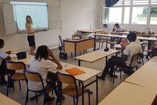 Quarante-huit élèves participent à ce stage de révision des compétences durant une semaine.