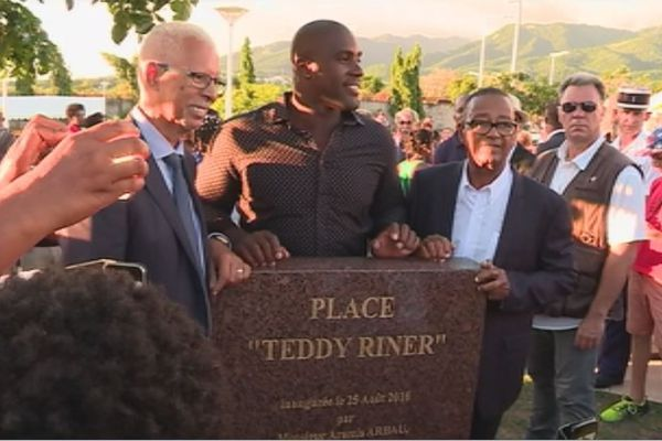 Place Teddy Riner 2