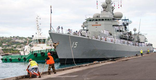 Fregate chilienne