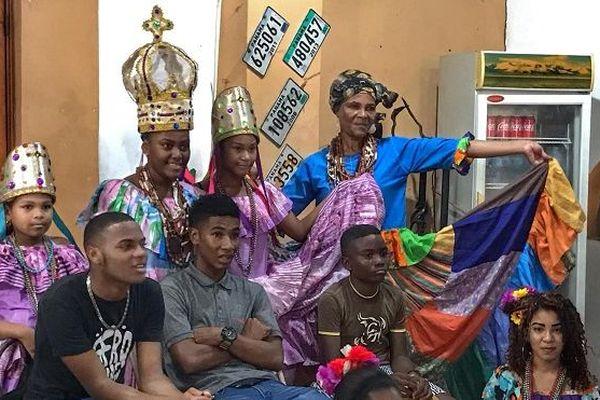 SERIE 5/5 : les Congos : la culture des descendants d'esclaves