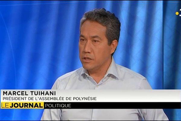 Marcel Tuihani regrette les incidents du 8 mars à l'Assemblée